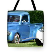 Ford Pickups Tote Bag