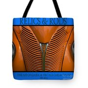 Ford 14 - Relics And Rods Tote Bag
