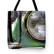 Ford Retro Truck Detail 1 Tote Bag