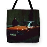 Ford Taunus 20m Rs Coupe Tote Bag
