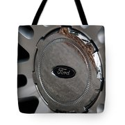 Ford Trucking Tote Bag