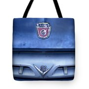 Ford V8 Truck Tote Bag