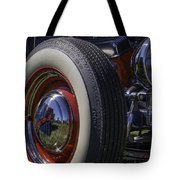 Ford Whitewall Tote Bag