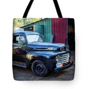 Fords Tote Bag