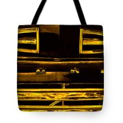 Fords Golden Truck Tote Bag