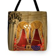 Ford's Theatre President's Box Tote Bag