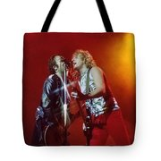 Foreigner 12 Tote Bag