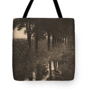 Forellenweiher (trout Pond) Tote Bag