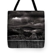 Forest Behind The Wall Tote Bag