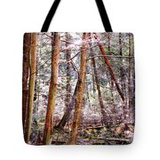 Forest Bling Tote Bag