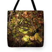Forest Butterfly Tote Bag