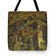 Forest Clearing Tote Bag