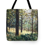 Forest- County Wicklow - Ireland Tote Bag