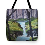 Forest Doors Are Open Tote Bag  sc 1 st  Fine Art America & Forest Doors Are Open Painting by M Crosby
