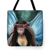 Forest Fairy Queen Tote Bag