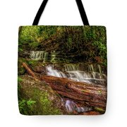 Forest Falls Tote Bag