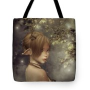 Forest Faun Tote Bag