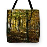 Forest Floor Two Tote Bag