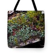 Forest Floral Delight Tote Bag