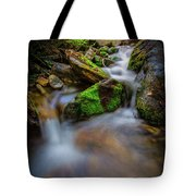 Forest Flow Tote Bag