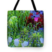 Forest Flowers Different One Tote Bag