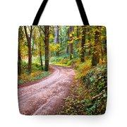 Forest Footpath Tote Bag by Carlos Caetano