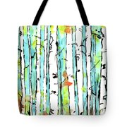 Forest For The Trees 2 Tote Bag