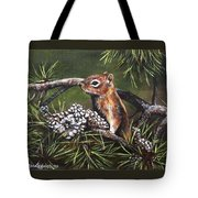 Forest Friend Tote Bag