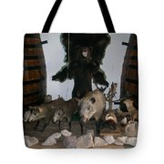 Forest Friendship Tote Bag