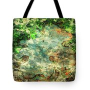 Forest Gathering Tote Bag