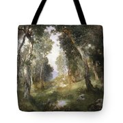 Forest Glade Tote Bag