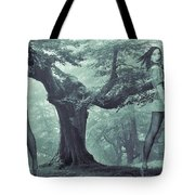 Forest Harmony Tote Bag