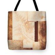 Forest Imprints Tote Bag