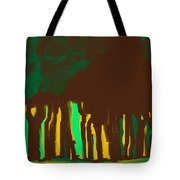 Forest In The Hidden Tote Bag