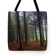 Forest Tote Bag by Judy  Waller