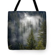 Forest Mystery Tote Bag