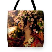 Forest Nymph Tote Bag