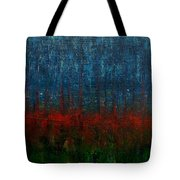 Forest Obscura Tote Bag