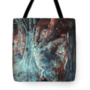 Forest Of A Different Color Tote Bag