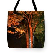 Forest Of Darkness Tote Bag