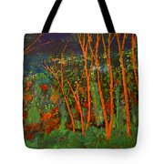 Forest Of Morpheus Tote Bag