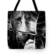 Forest Of The Labyrinth Lion Tote Bag
