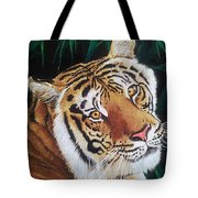 Forest Of The Night Tote Bag