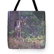 Forest Peek A Boo Tote Bag