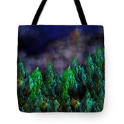 Forest Primeval Tote Bag