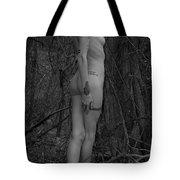Forest Nude Tote Bag