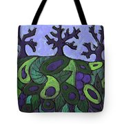 Forest Royal Tote Bag
