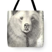 Forest Sentry Tote Bag