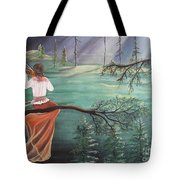 Forest Serenade Tote Bag