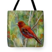 Forest Serenity Tote Bag